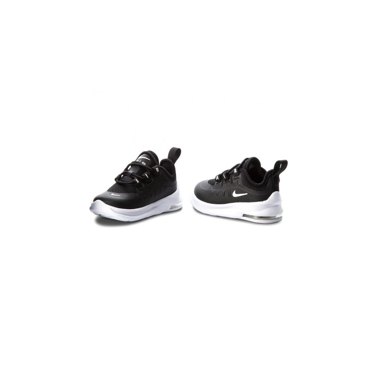 Air Max Axis Bebek Siyah Ayakkabı