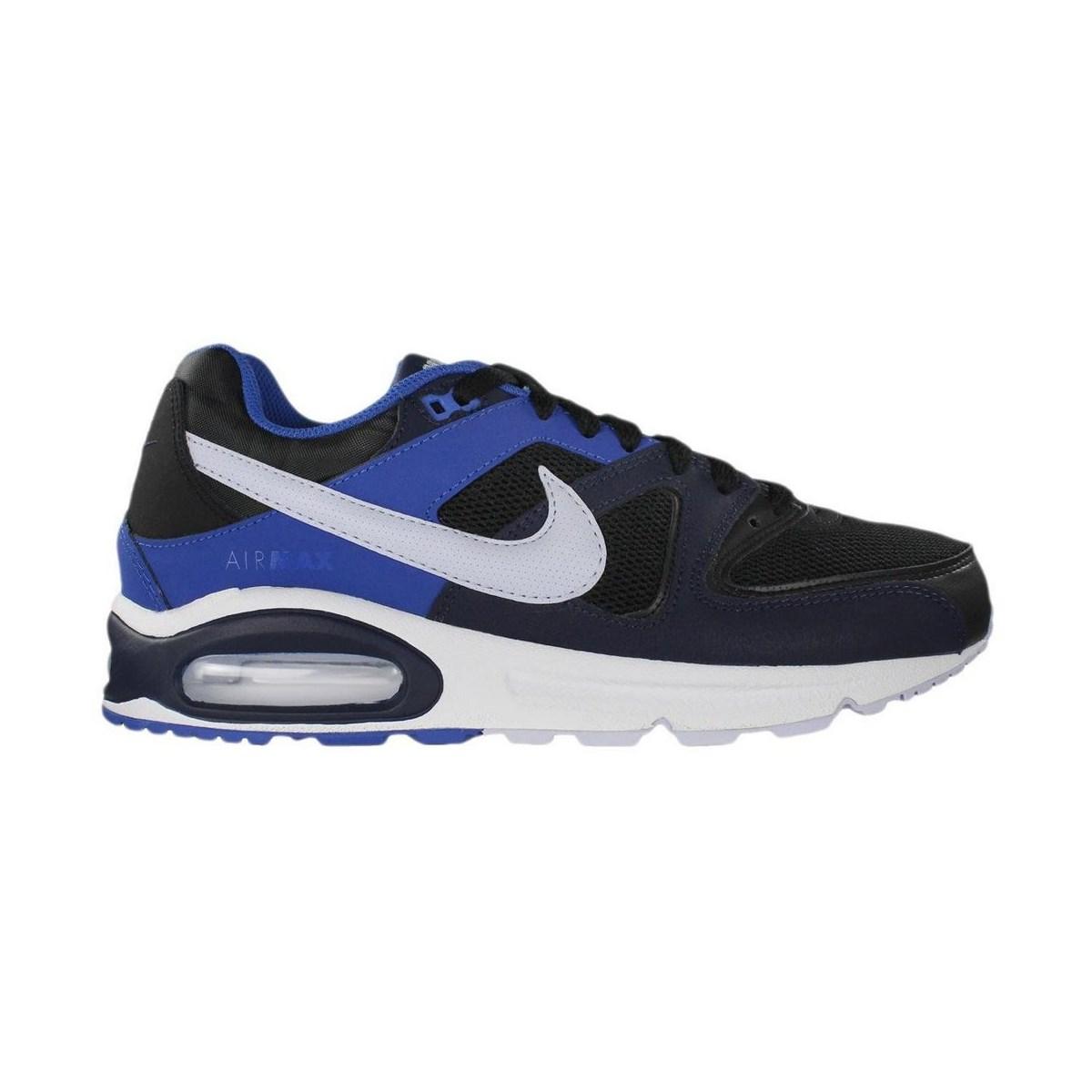 Air Max Command Erkek Mavi Ayakkabı