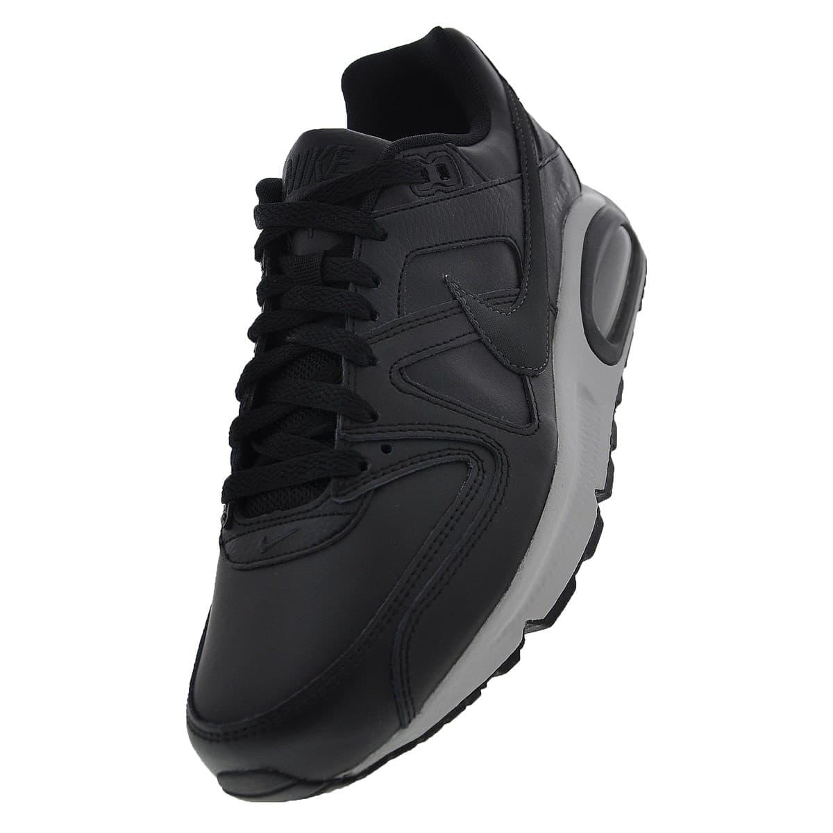 Air Max Command Leather Erkek Siyah Ayakkabı