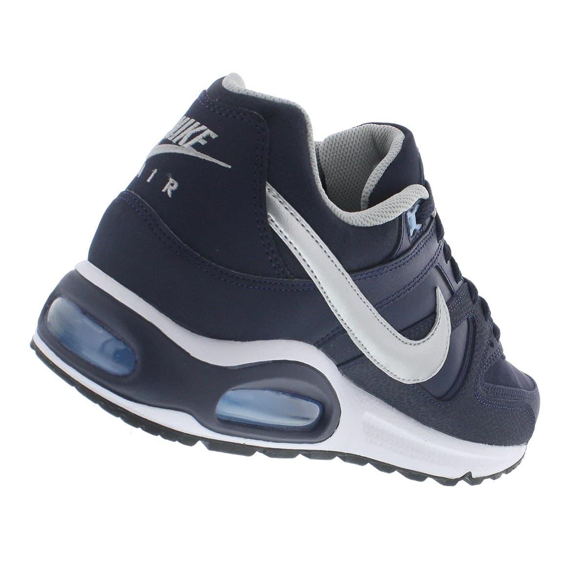 Air Max Command Leather Erkek Mavi Ayakkabı