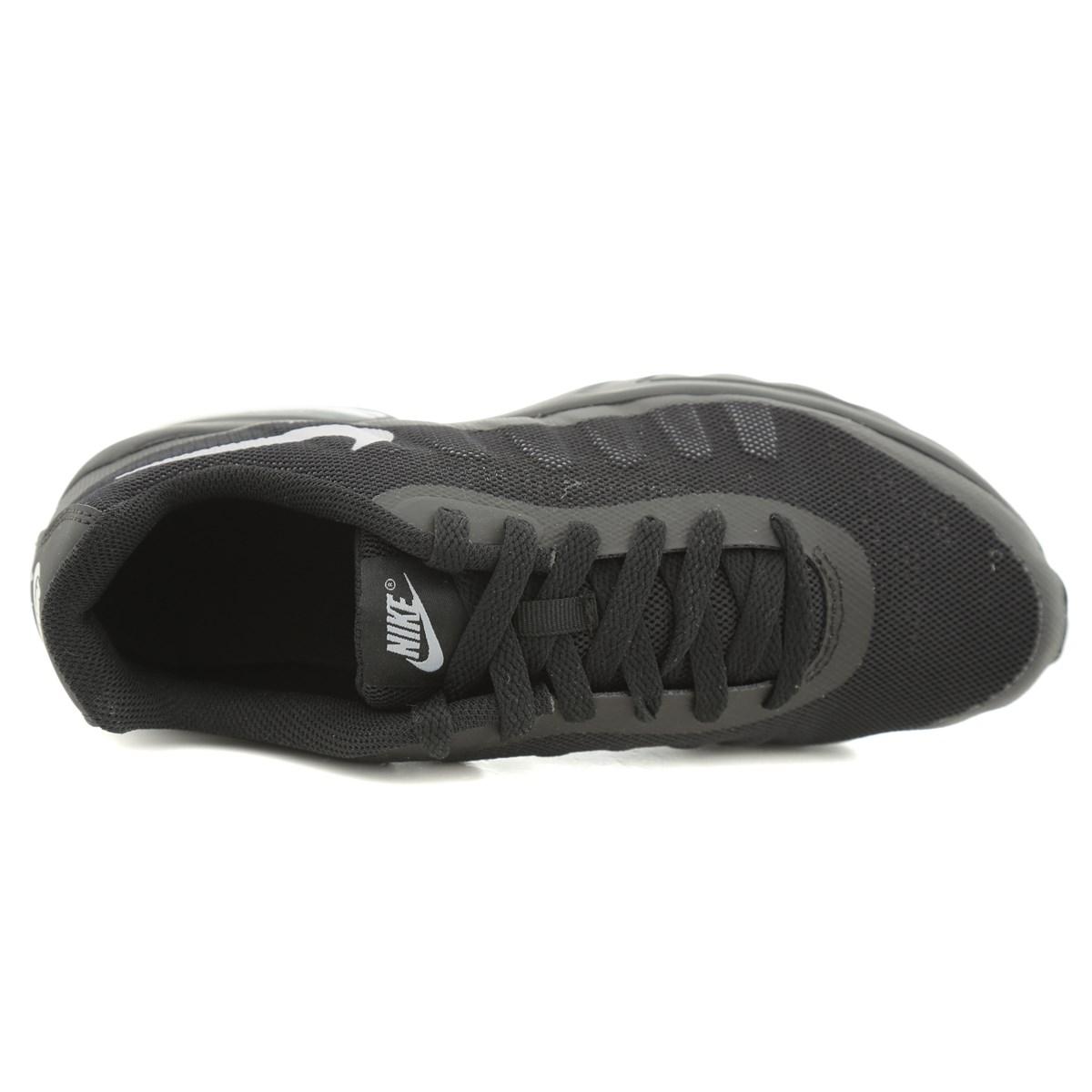 Air Max İnvigor Siyah Spor Ayakkabı