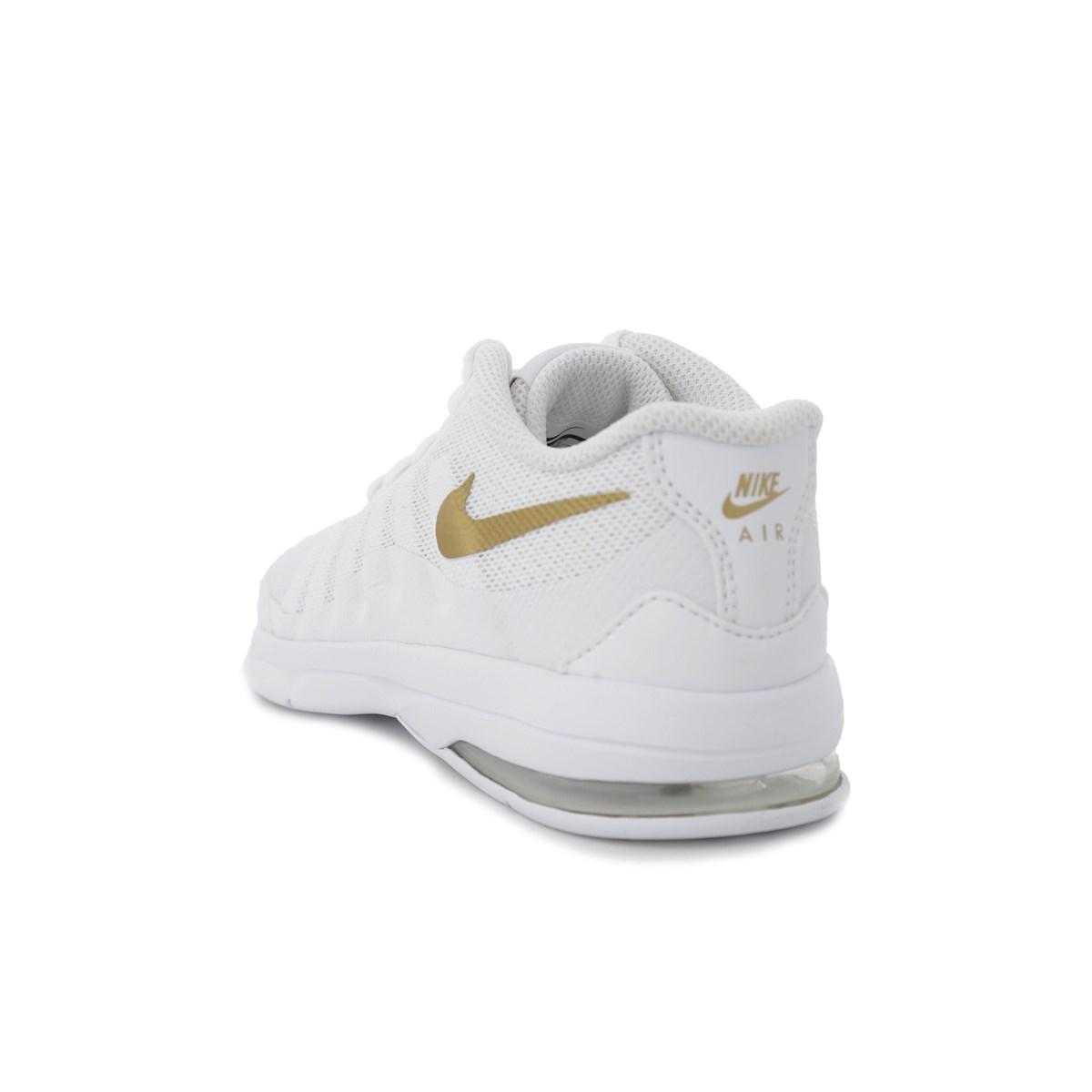 Air Max İnvigor Çocuk Beyaz Spor Ayakkabı