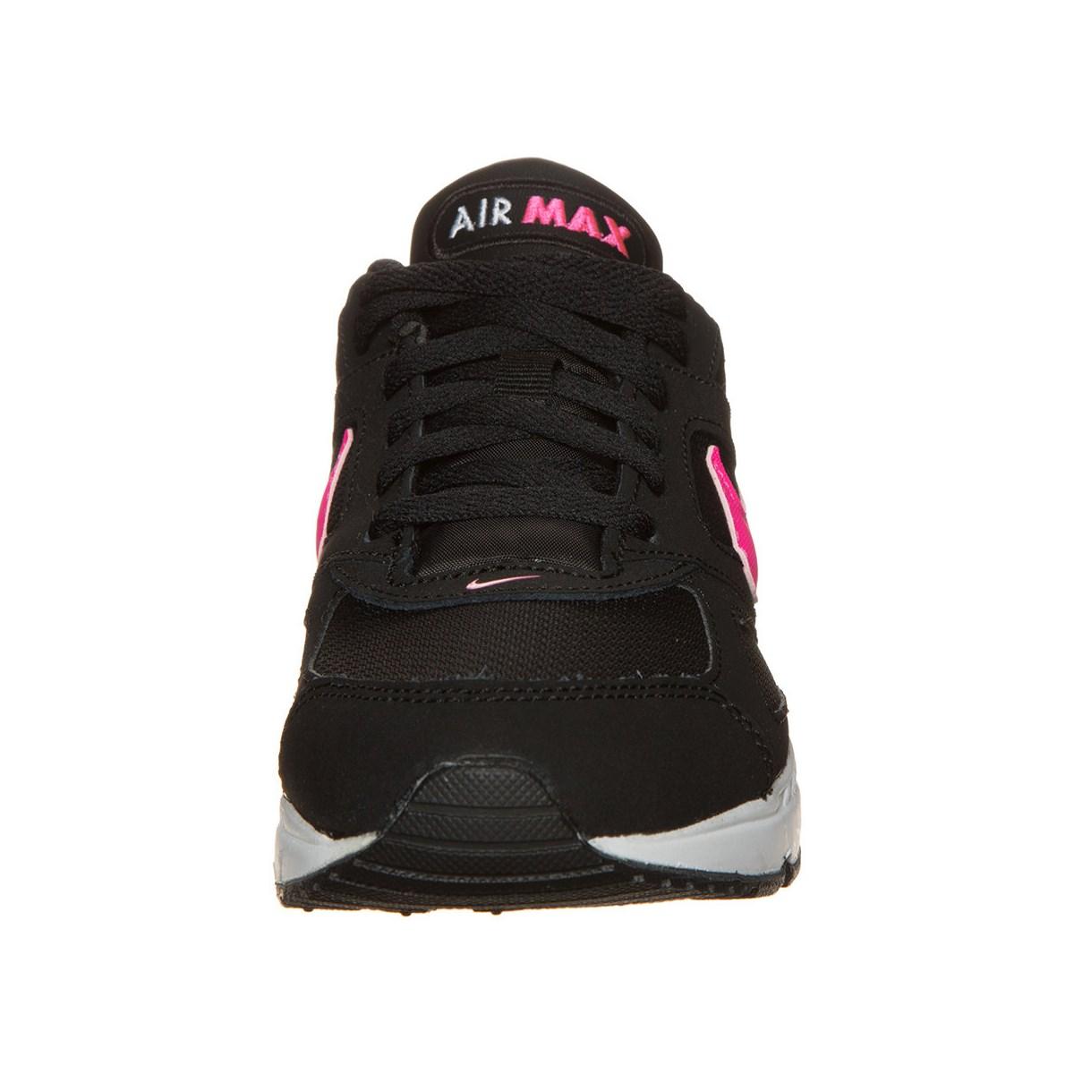 Air Max İvo Çocuk Siyah Spor Ayakkabı