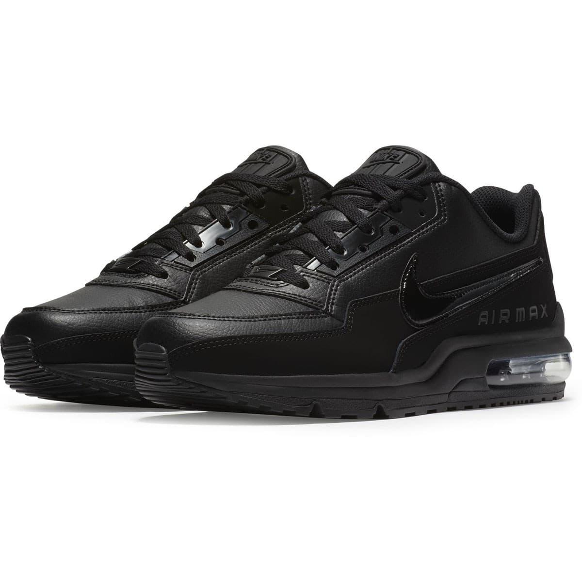 Air Max Ltd 3 Erkek Siyah Spor Ayakkabı