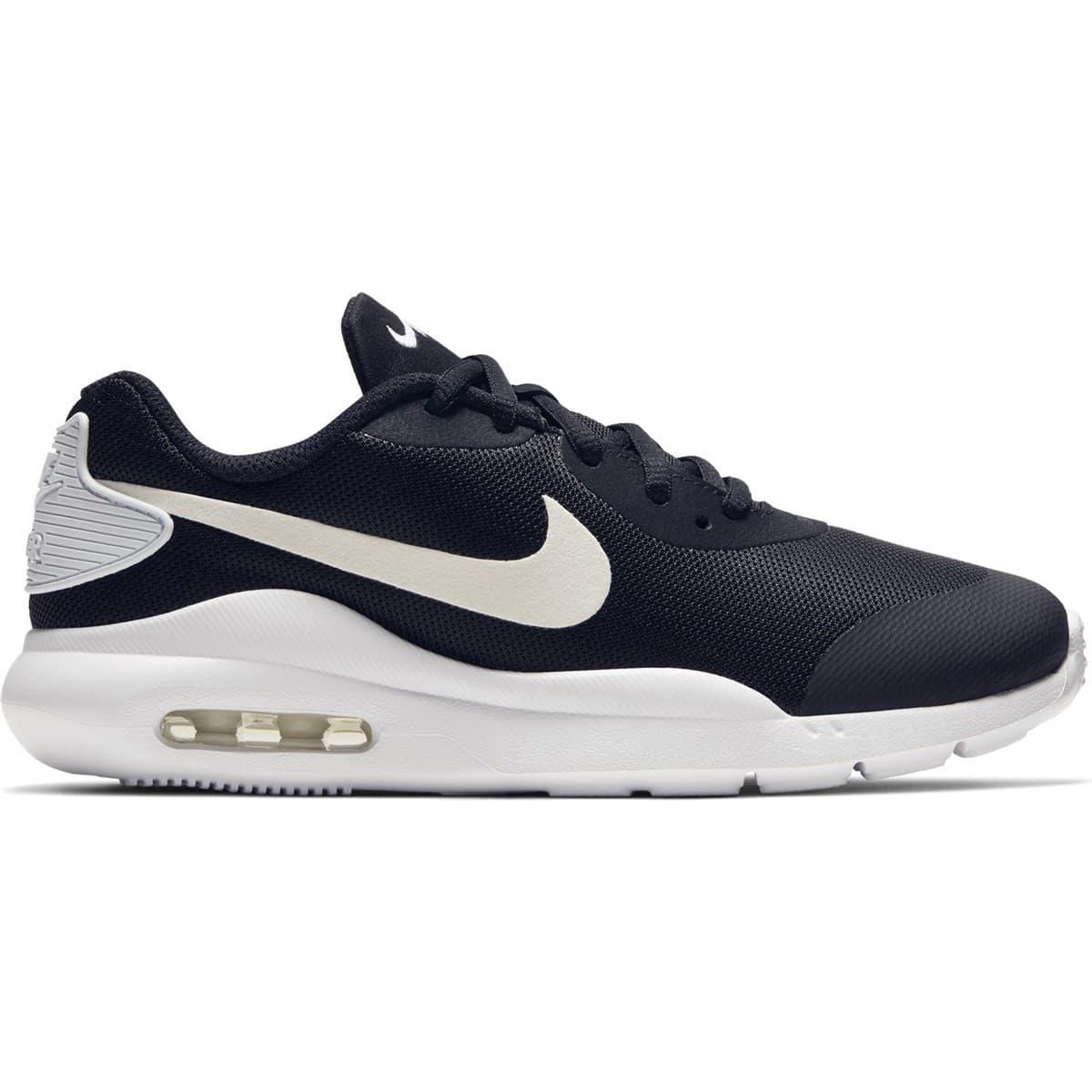 Air Max Oketo Siyah Koşu Ayakkabısı