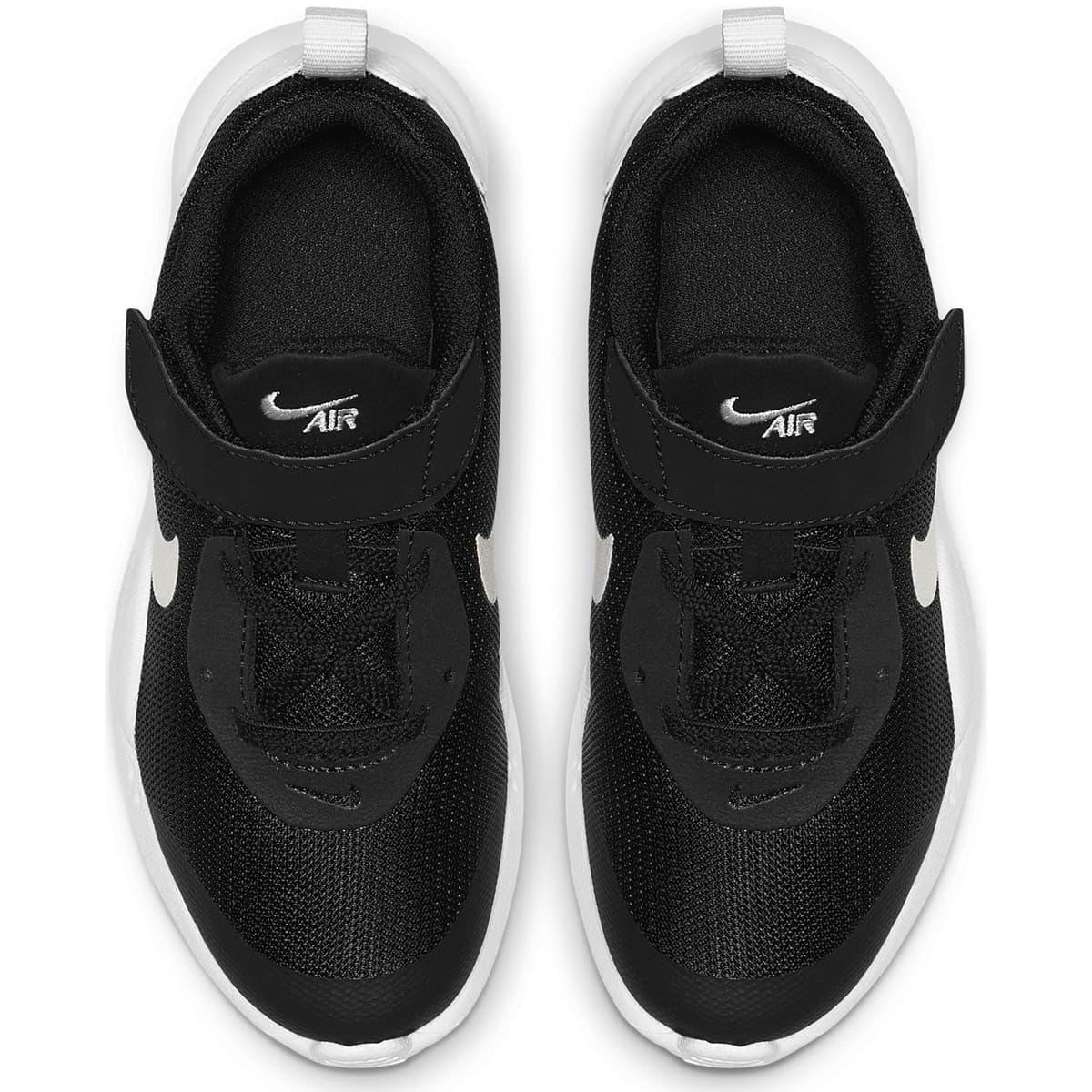 Air Max Oketo Çocuk Siyah Spor Ayakkabısı