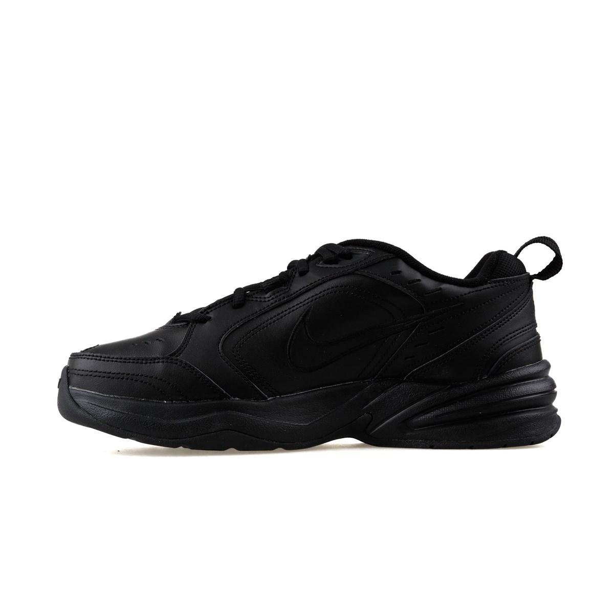 Air Monarch Siyah Erkek Spor Ayakkabı