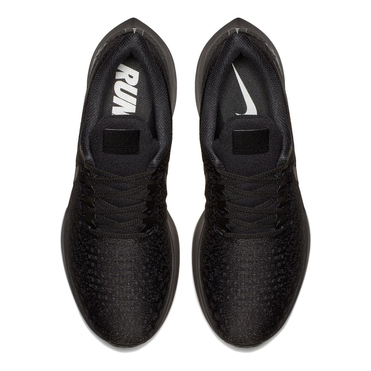 Air Zoom Pegasus 35 Erkek Siyah Koşu Ayakkabı