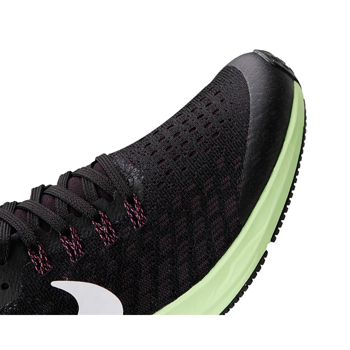 Air Zoom Pegasus 35 Siyah Yeşil Koşu Ayakkabısı