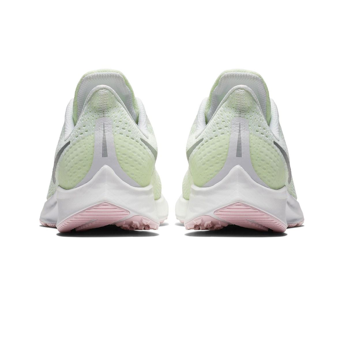 Air Zoom Pegasus 35 Açık Yeşil Spor Ayakkabı