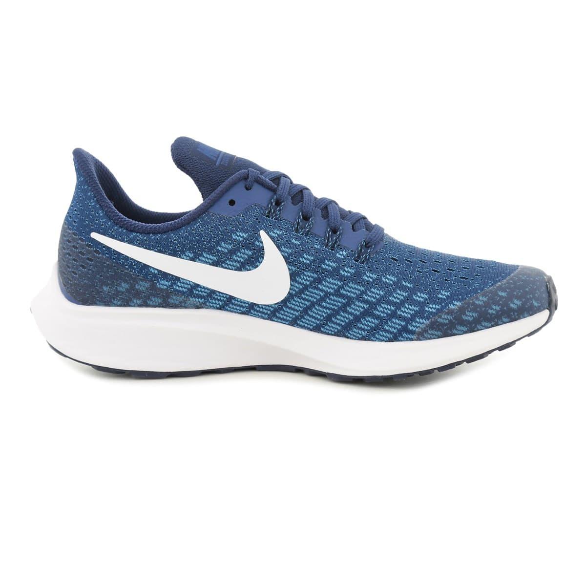 Air Zoom 35 Mavi Unisex Koşu Ayakkabısı