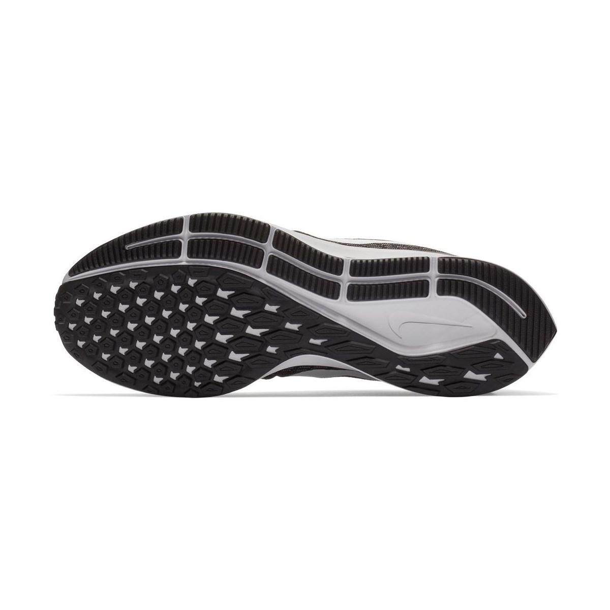 Air Zoom Pegasus 35 Siyah Erkek Koşu Ayakkabısı