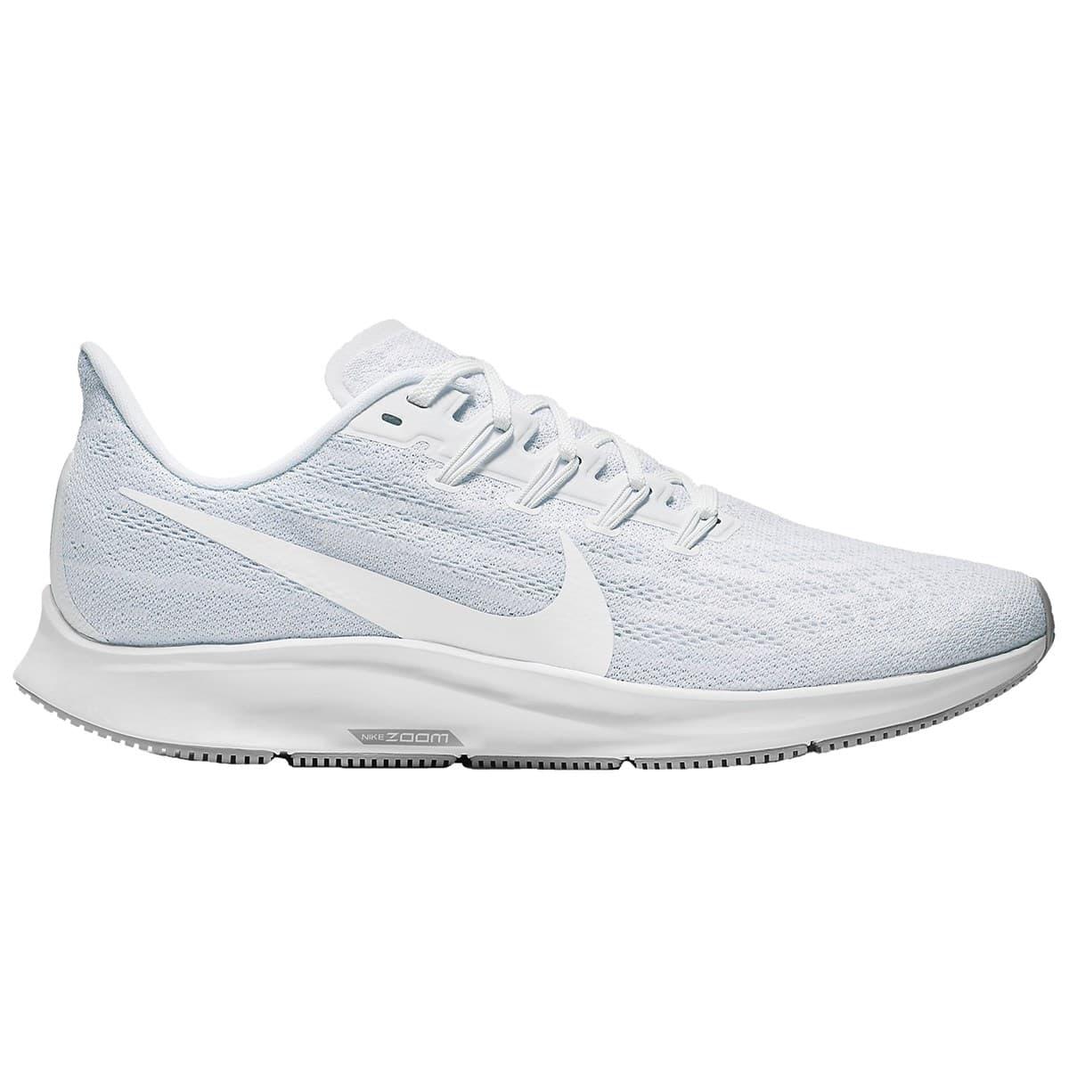 Air Zoom Pegasus 36 Erkek Beyaz Koşu Ayakkabısı