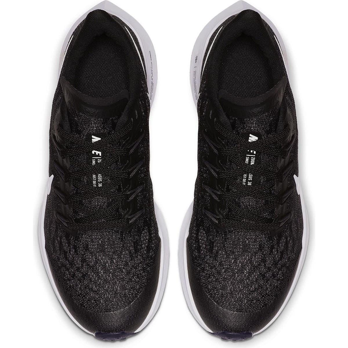 Air Zoom Pegasus 36 Kadın Siyah Spor Ayakkabı