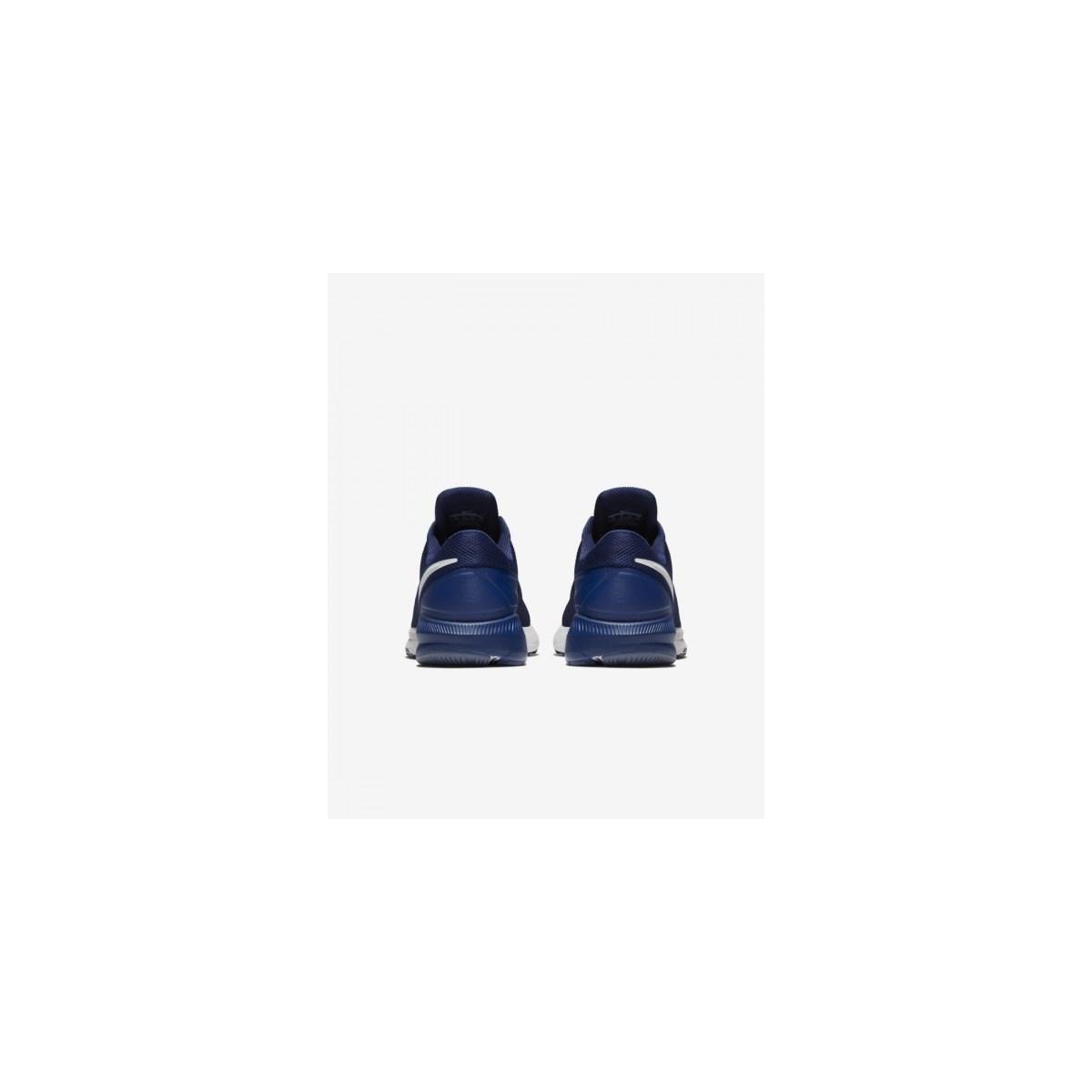 Air Zoom Structure 22 Erkek Lacivert Koşu Ayakkabısı