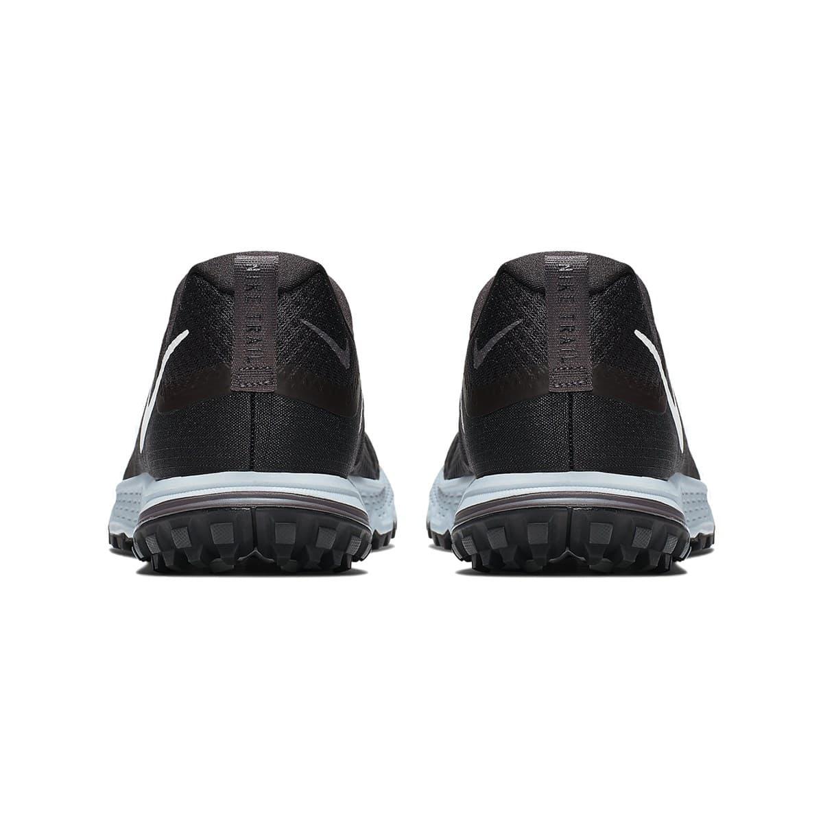 Air Zoom Wildhorse 5 Erkek Siyah Spor Ayakkabı