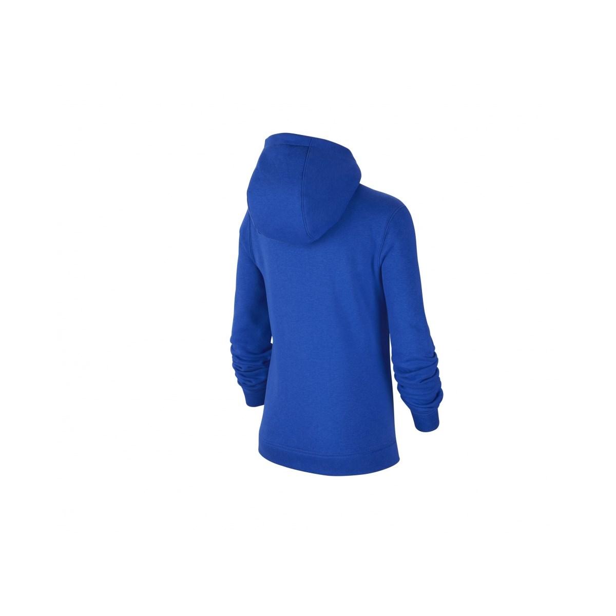 Hoodie Club Çocuk Mavi Sweatshirt