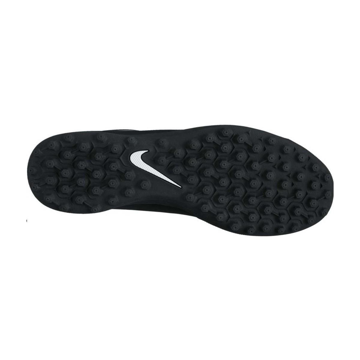 Bravatax II Siyah Halı Saha Ayakkabısı