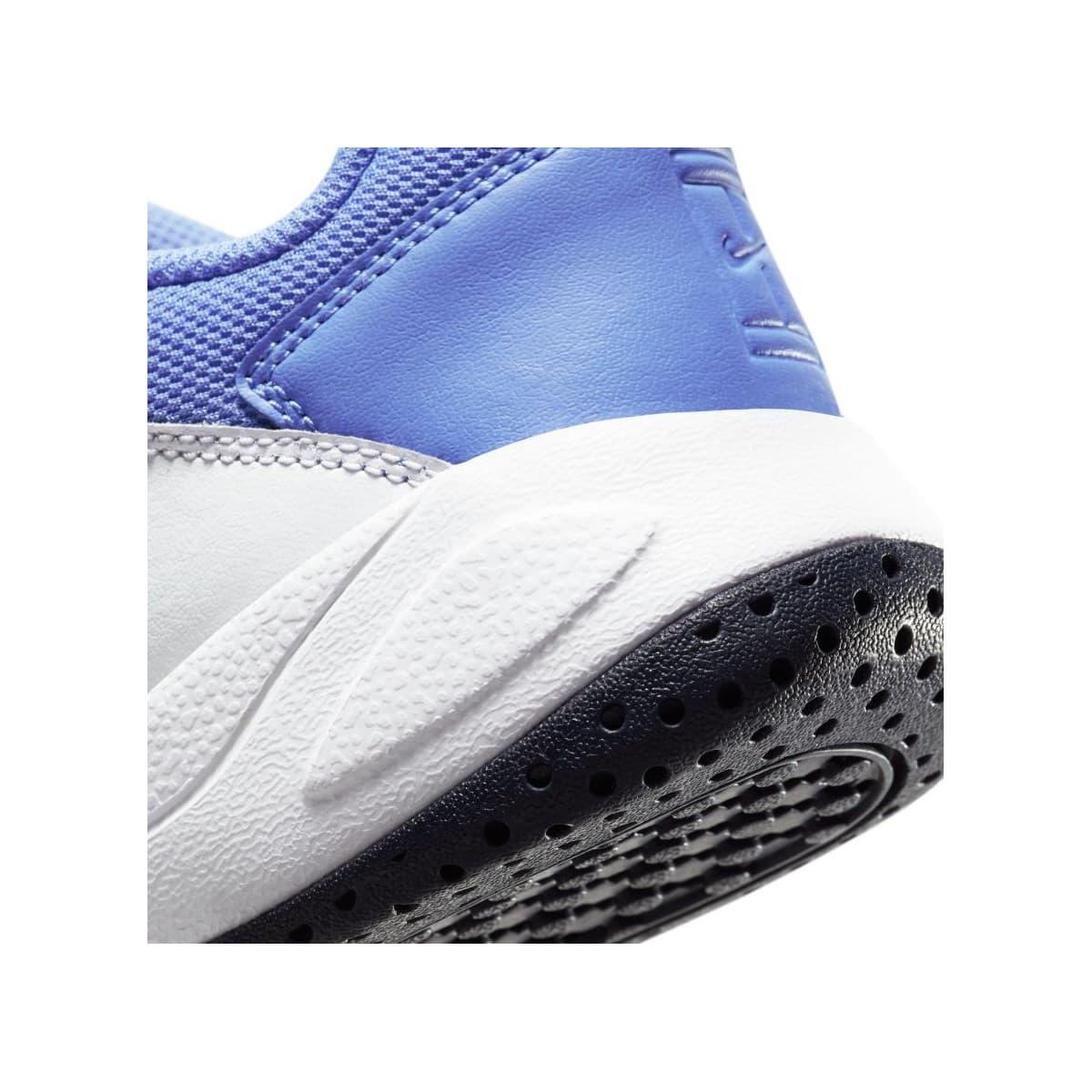 Court Lite 2 Erkek Beyaz & Mor Tenis Ayakkabısı