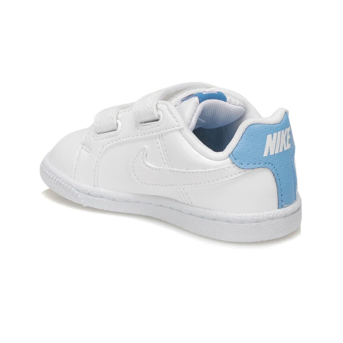 Court Royale Bebek Beyaz Spor Ayakkabı