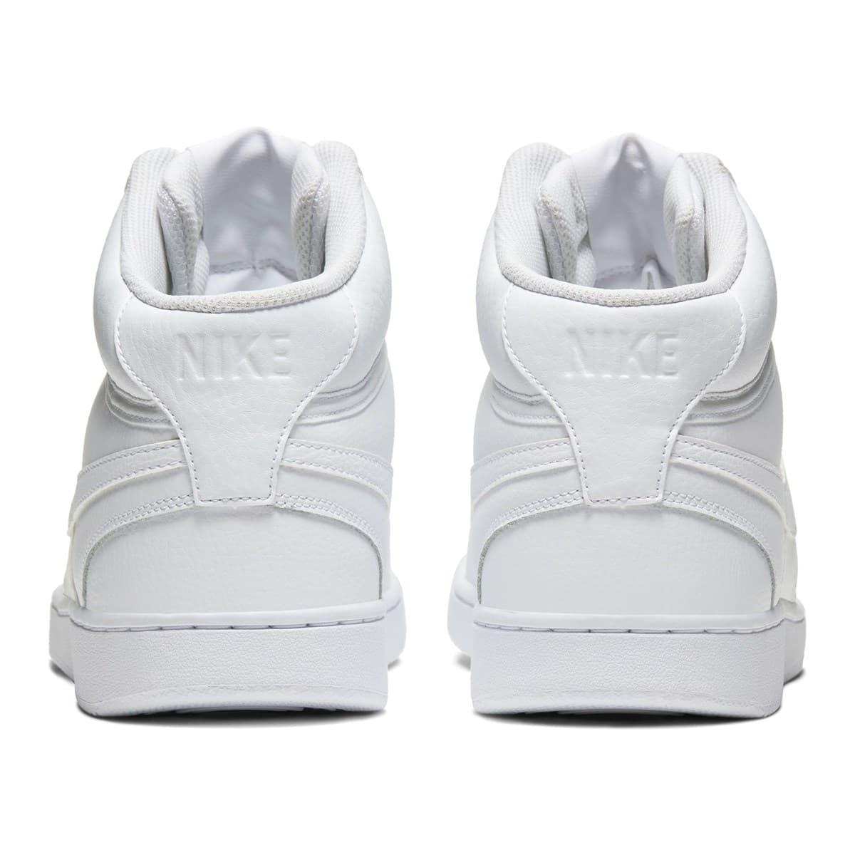 Court Vision Beyaz Uzun Koşu Ayakkabısı