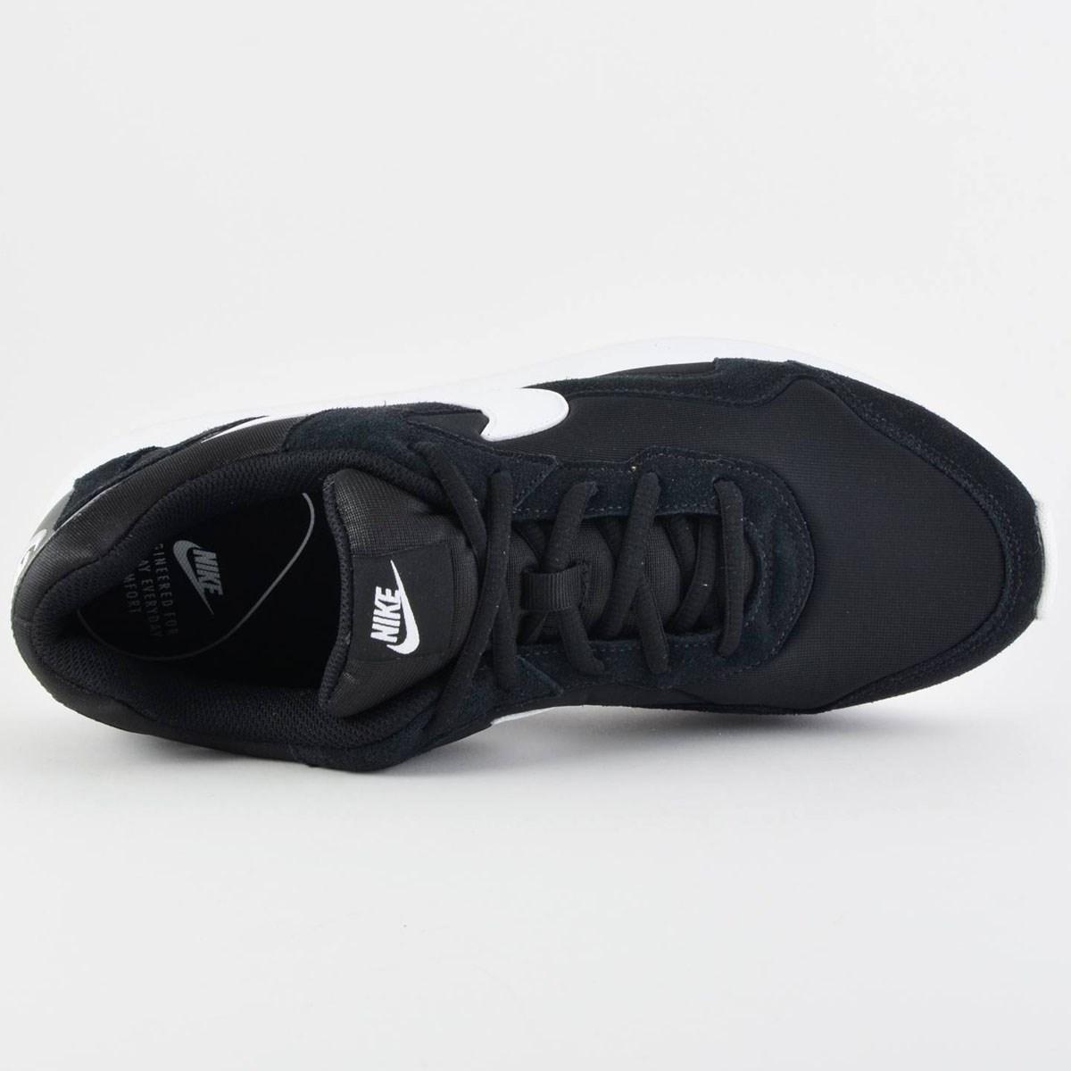 Delfine Erkek Siyah Spor Ayakkabı