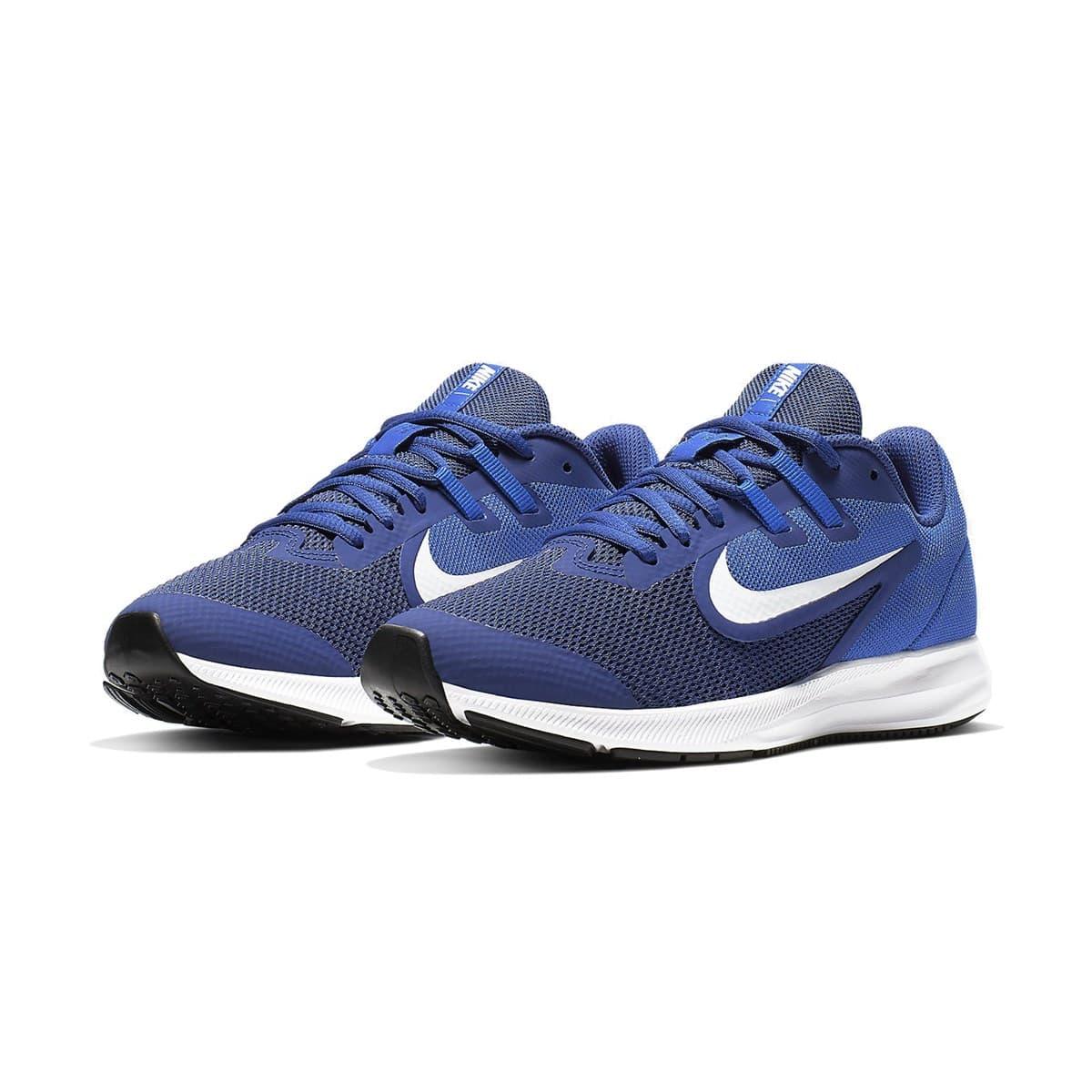 Downshifter 9 Kadın Mavi Koşu Ayakkabısı (AR4135-400)