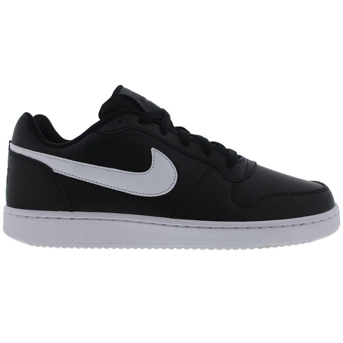 Ebernon Low Siyah Erkek Sneaker (AQ1775-002)