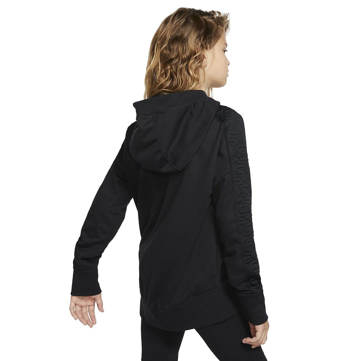 Air Pullover Çocuk Siyah Sweatshirt (BV2709-010)