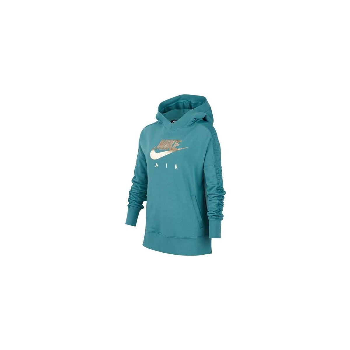 Air Pullover Çocuk Yeşil Sweatshirt (BV2709-364)