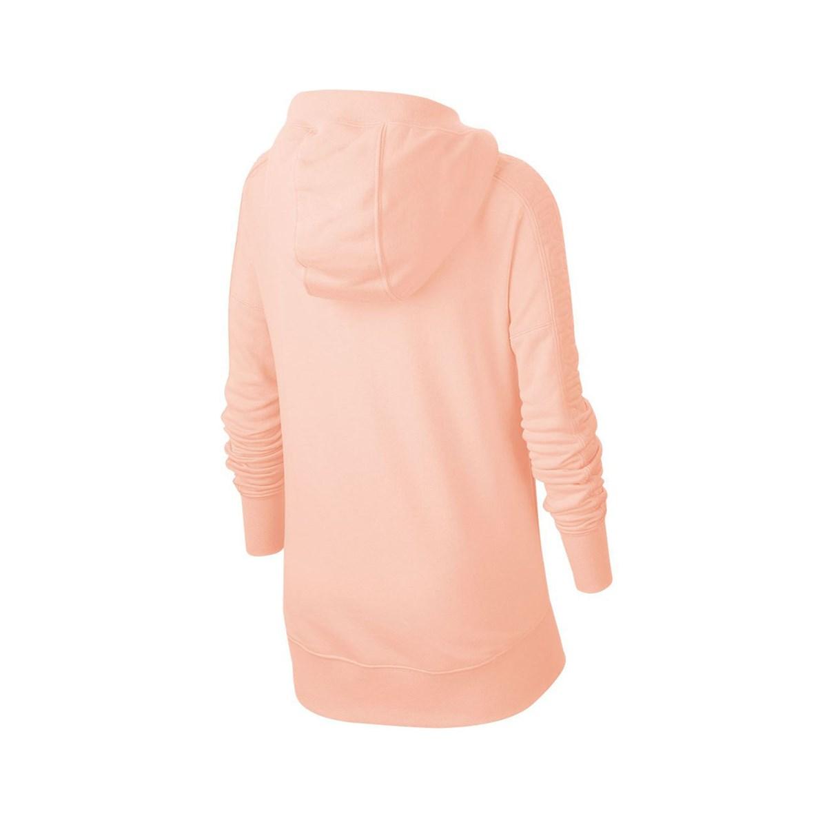Air Pullover Çocuk Pembe Sweatshirt (BV2709-682)