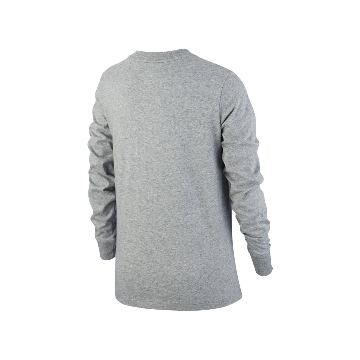 Essentials Futura Hook Çocuk Gri Sweatshirt (CI8295-091)