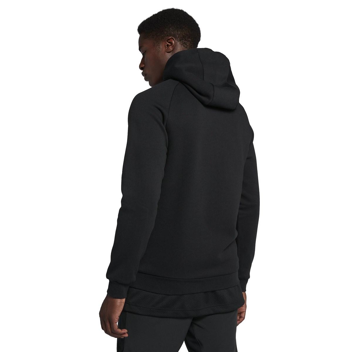 Air Jordan Jumpman Fleeze Erkek Siyah Sweatshirt
