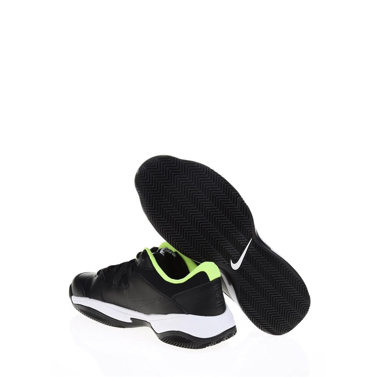 Court Lite 2 Erkek Siyah Tenis Ayakkabısı (CD0392-009)