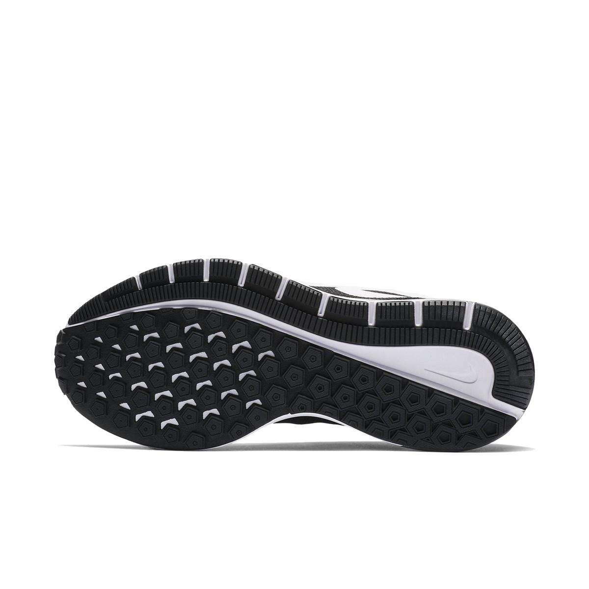Air Zoom Structure 22 Kadın Siyah Koşu Ayakkabısı