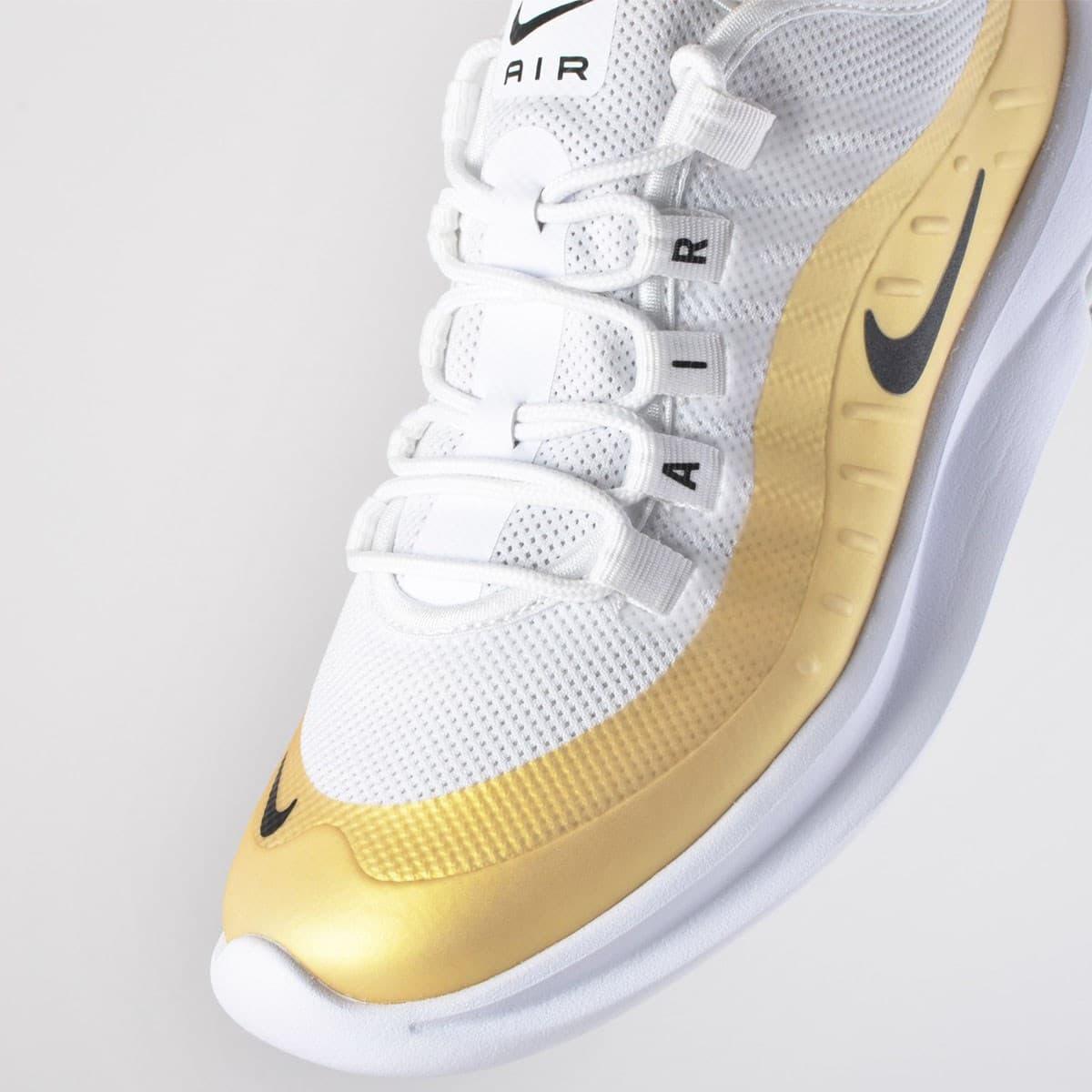 Air Max Axis Kadın Beyaz Spor Ayakkabı (AA2168-103)