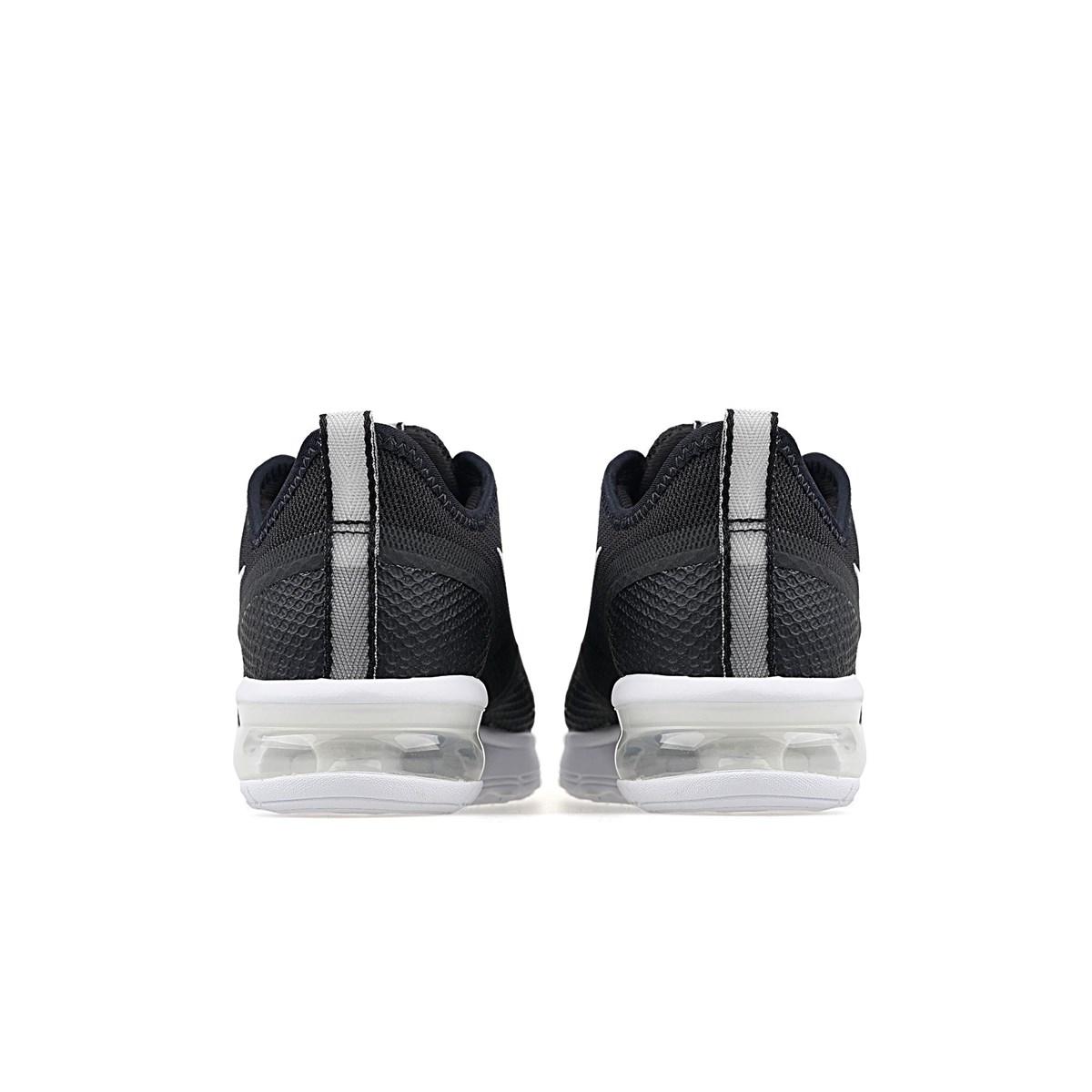 Air Max Sequent 4.5 Kadın Siyah Spor Ayakkabı