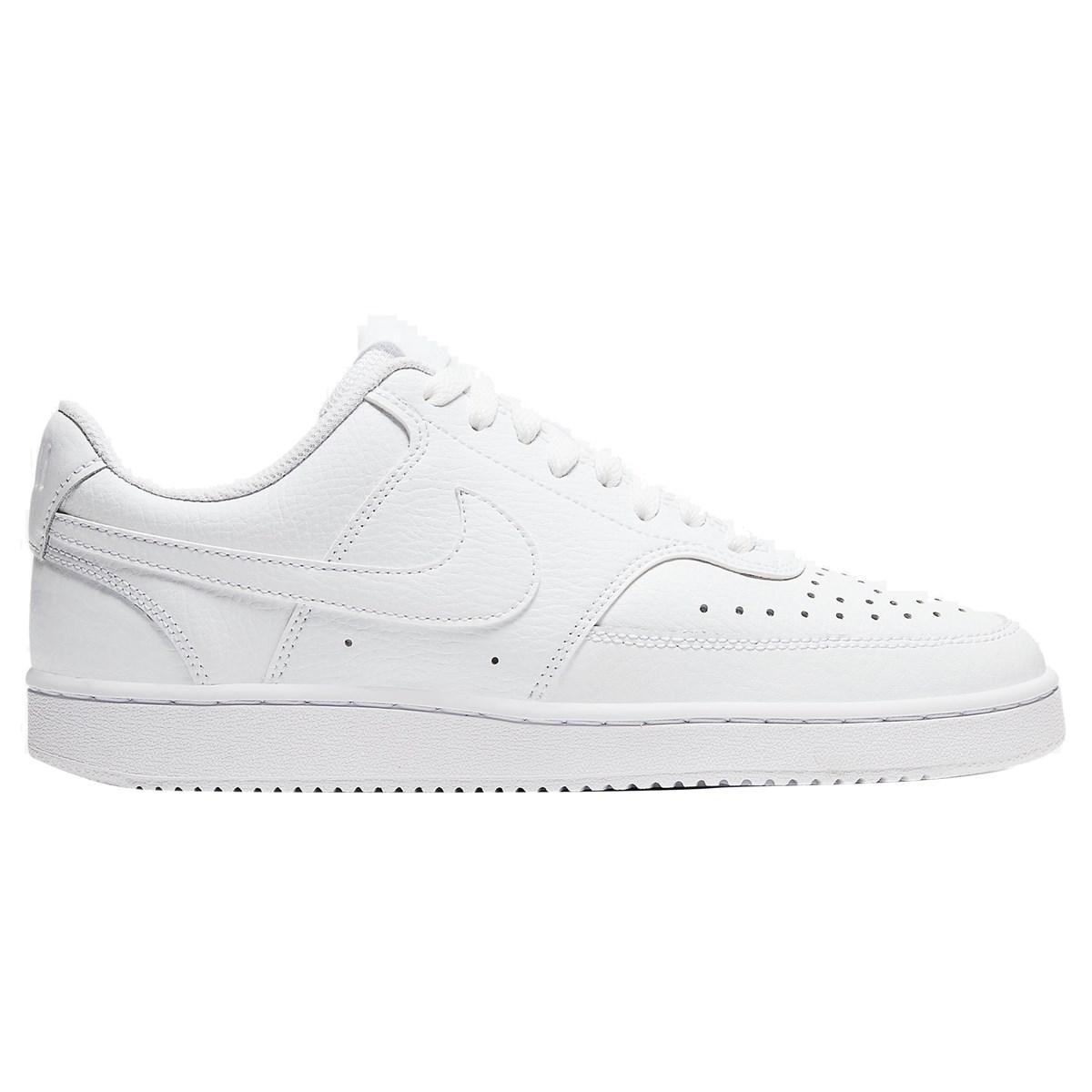 Court Vision Low Kadın Beyaz Sneaker