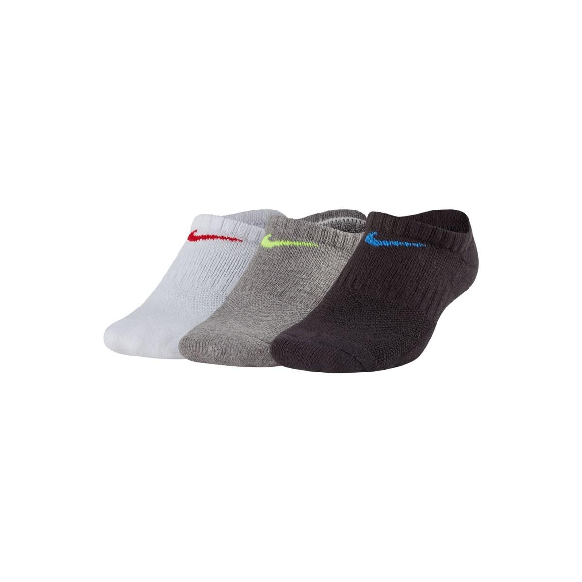 Everyday Cushioned 3'lü Spor Bilek Çorap (SX6843-906)