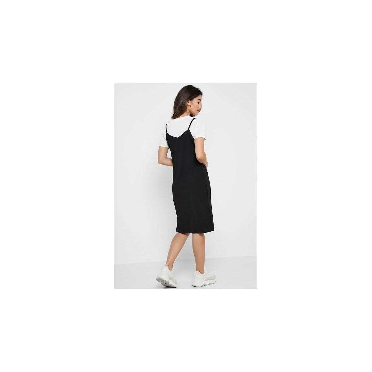 Jdydiana Kadın Siyah Elbise (15170934-Black)