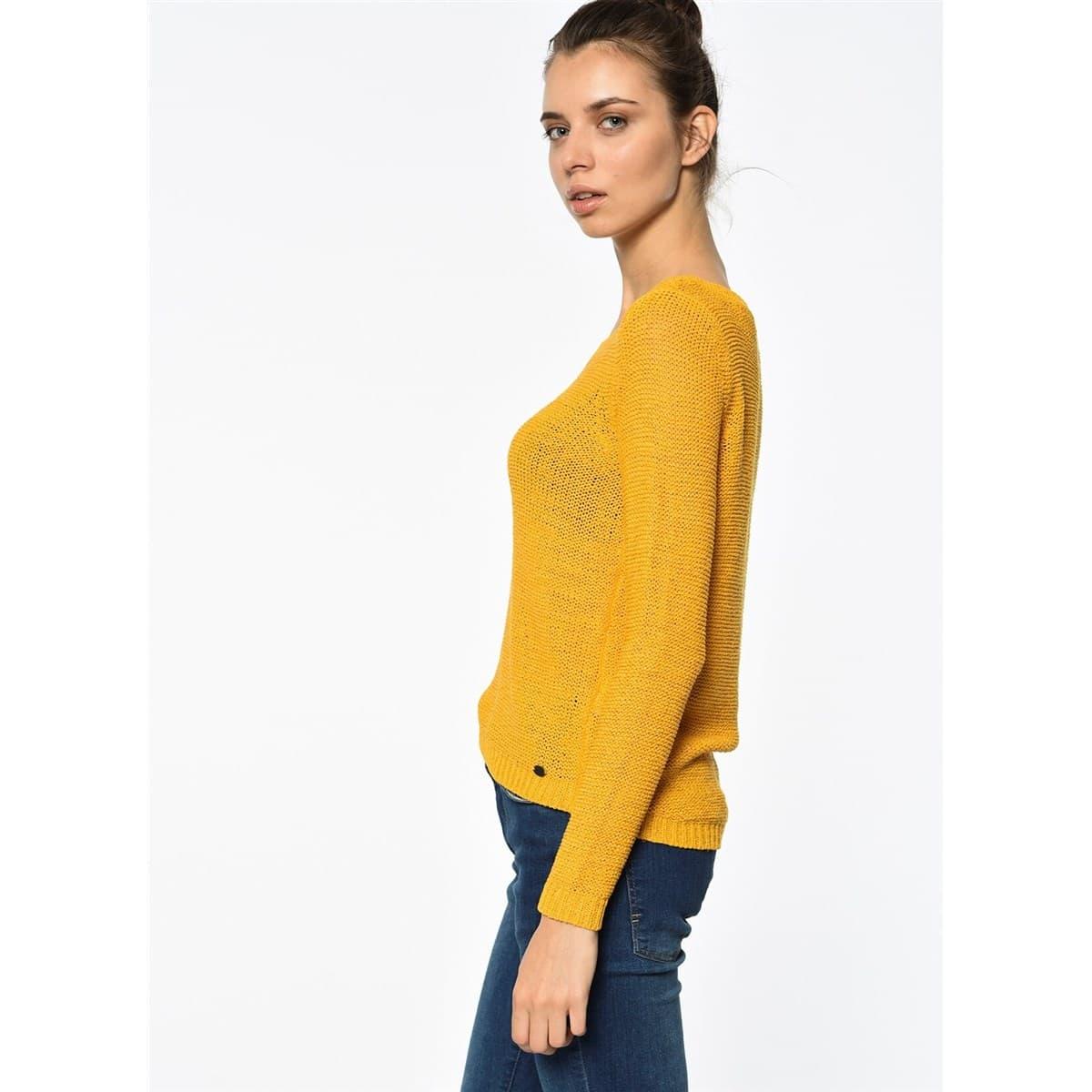 Onlgeena Xo L/s Pullover Knt Noos