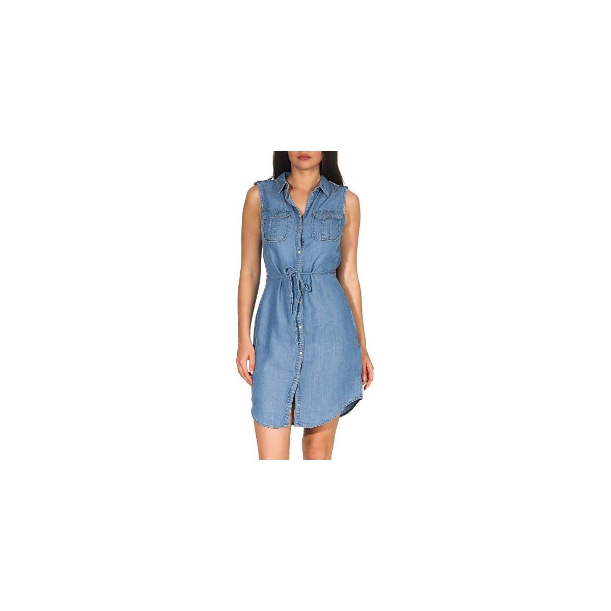 Onlnew Claire SL Shirt Dress Akm