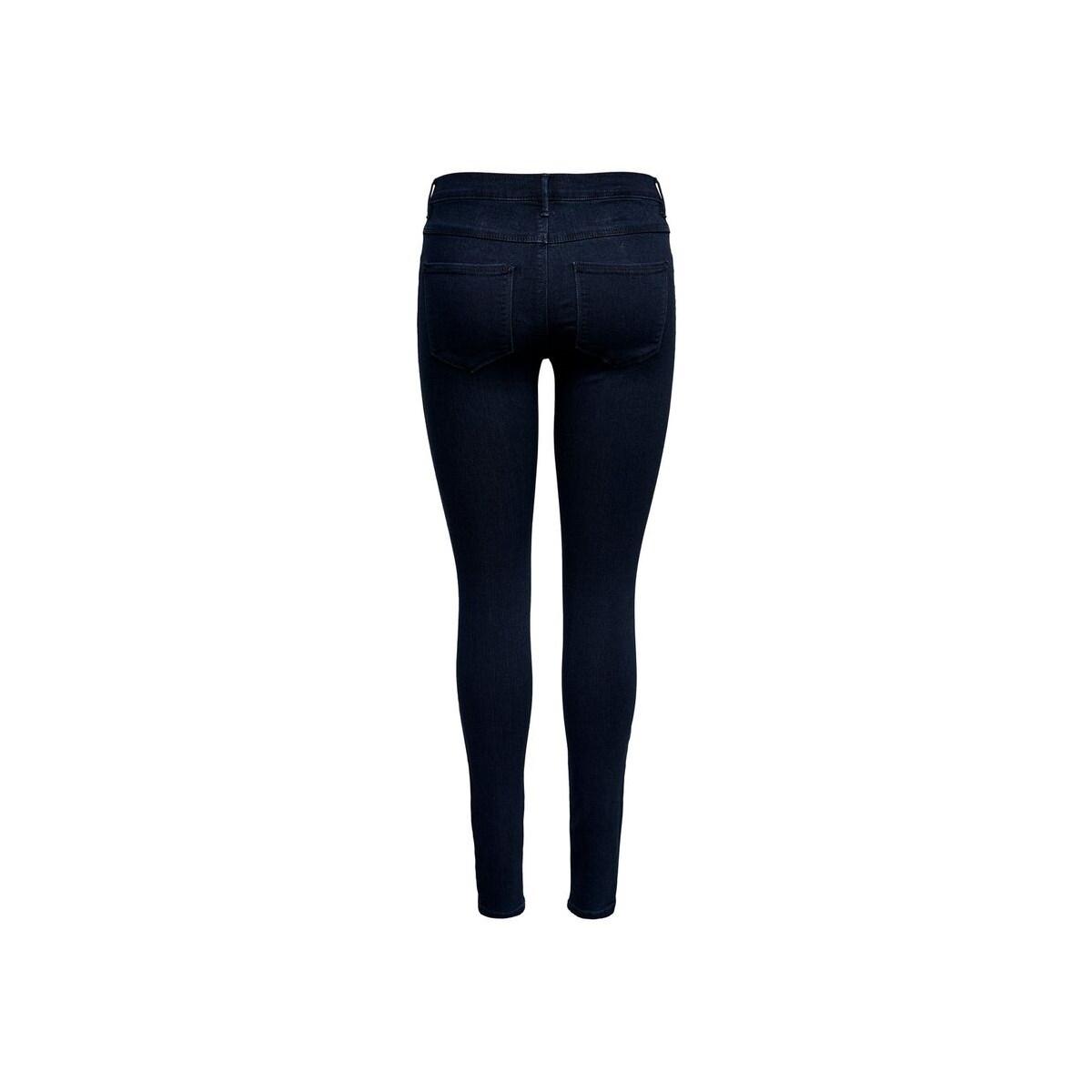 Onlrain Reg Skinny Jeans BB Crya011 Noos