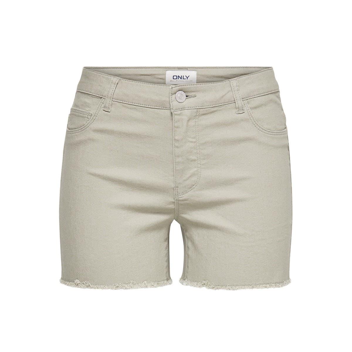 Onlsun Reg Color Shorts Pnt