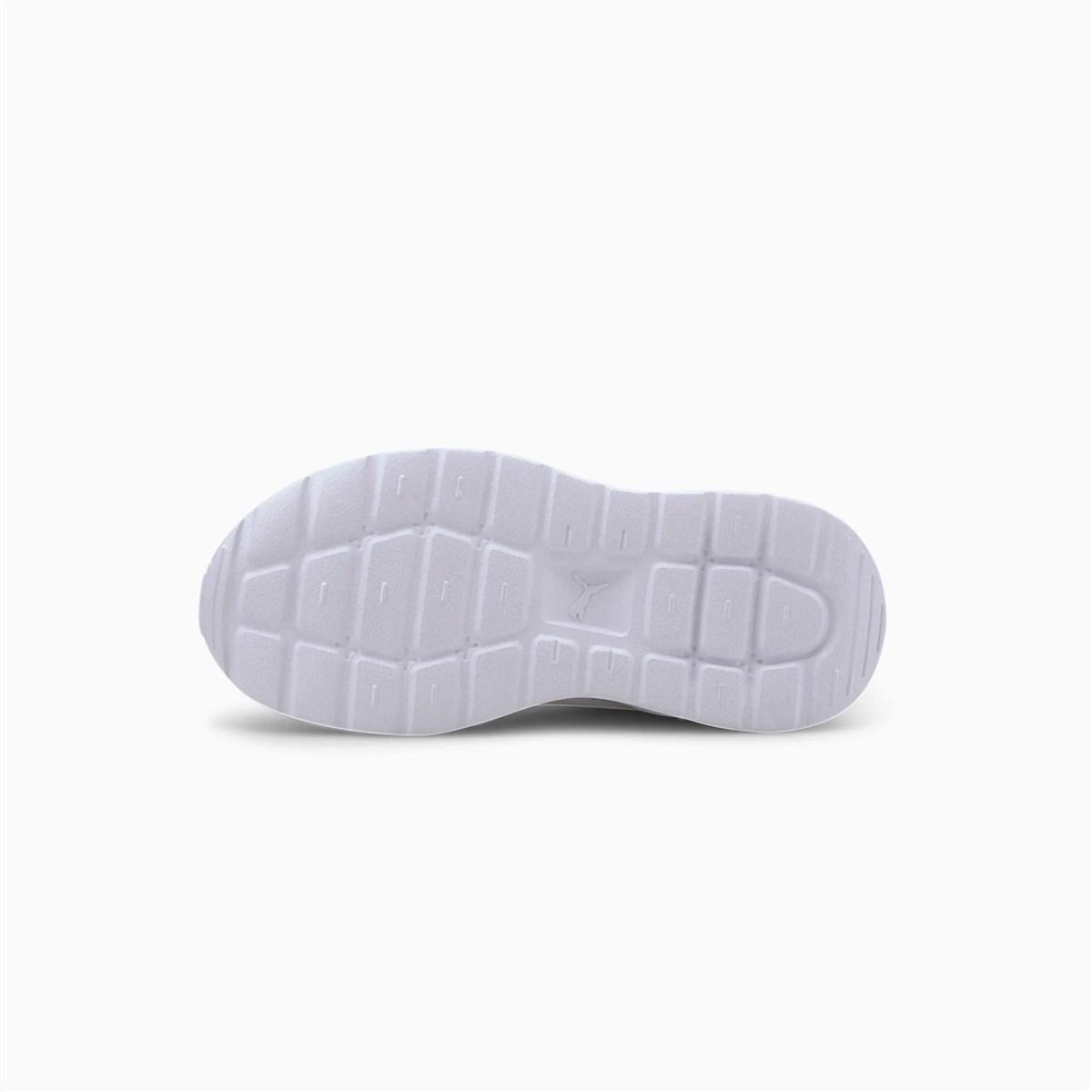 Anzarun Lite Çocuk Beyaz Koşu Ayakkabısı