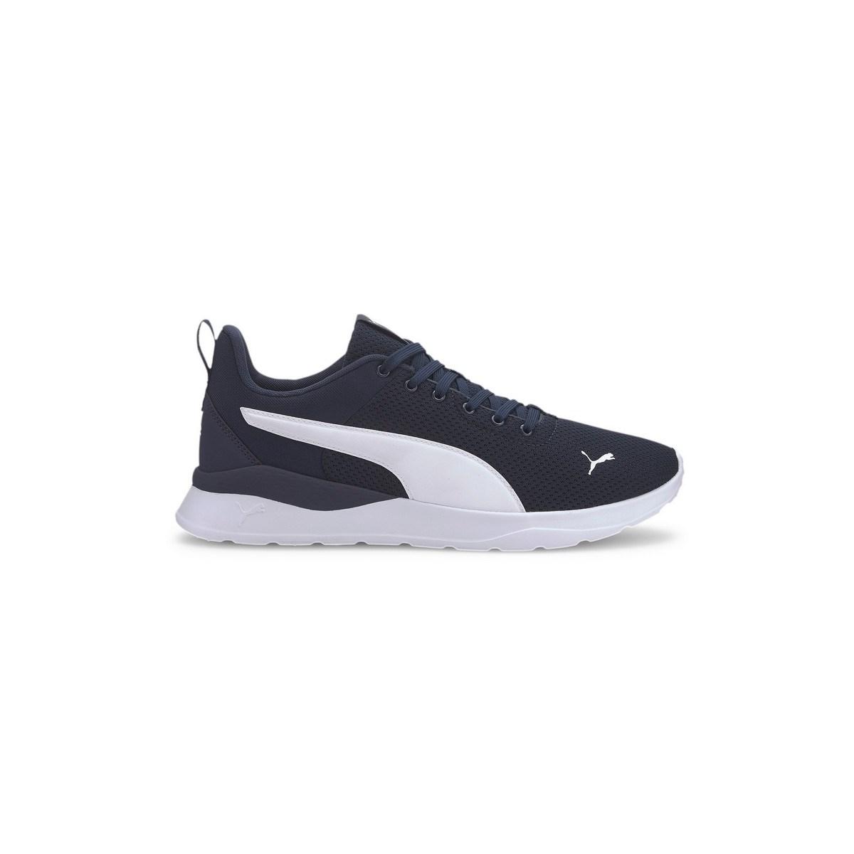 Anzarun Lite Erkek Mavi Spor Ayakkabı (371128-05)