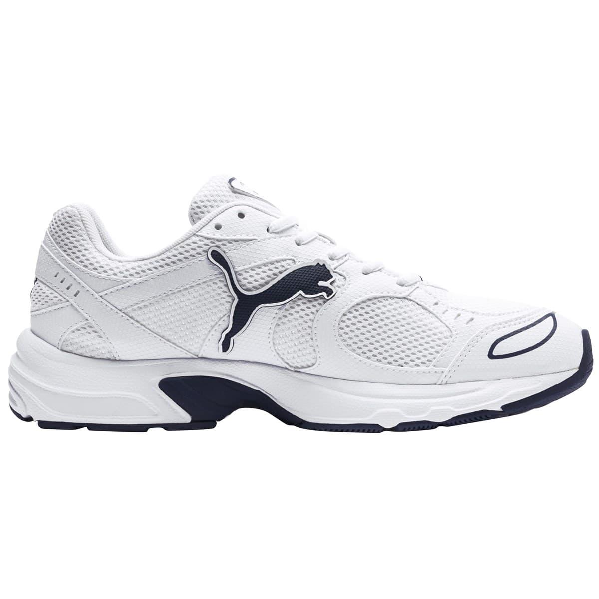 Axis Unisex Beyaz Spor Ayakkabı