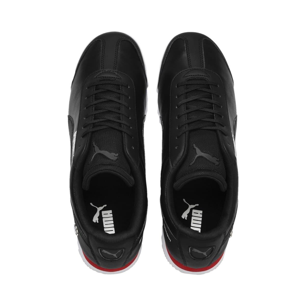 Bmw Mms Roma Erkek Siyah Spor Ayakkabı