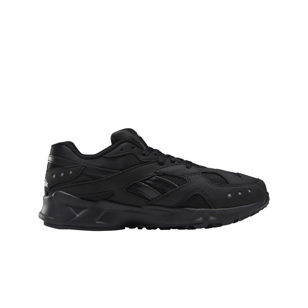 Aztrek Erkek Siyah Koşu Ayakkabısı