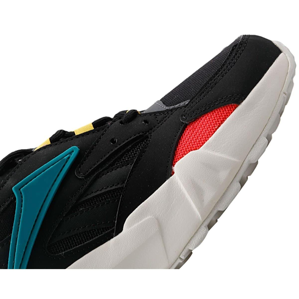 Aztrek Double Mix Pops Kadın Siyah Spor Ayakkabı